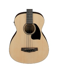 IBANEZ PCBE12 OPN PERFORMANCE SERIES ACOUSTIC BASS W/ PICKUP - OPEN PORE NATURAL