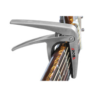 Aroma AC01 Acoustic/Electric Capo Silver