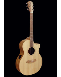 Cole Clark AN1EC Angel 1 Cutaway Acoustic Guitar Bunya/Blackwood
