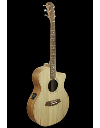 Cole Clark AN2EC Angel 2 Acoustic Guitar Bunya/Blackwood