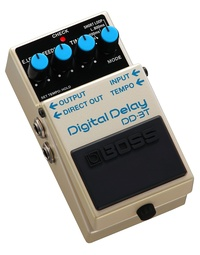 Boss DD-3T Digital Delay Pedal with Tap Tempo