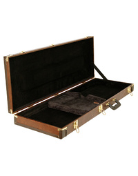 ON-STAGE ELECTRIC GUITAR CASE SNAKESKIN