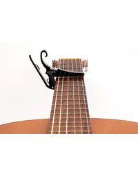 Kyser Quick Change Classical Capo Black