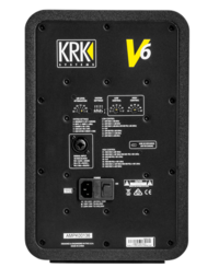 KRK V6 S4 Powered Studio Monitor - Single
