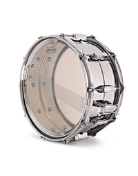 "Ludwig LM402 Supraphonic 14 X 6.5"" Aluminium Snare Drum - Smooth Shell - Imperial Lugs"