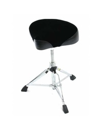 Ludwig L349TH Saddle Style Throne - Double Brace - Fabric Top
