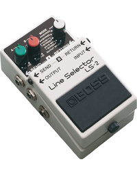 Boss LS2 Line Selector/Power Supply