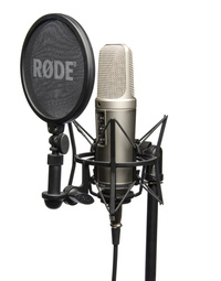 RODE NT2-A Multi-Pattern Condenser Mic