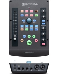 PreSonus ioStation 24C 2 ch Audio Interface & FaderPort Control Surface