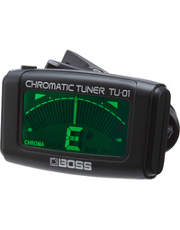 Boss TU01 Chromatic Tuner
