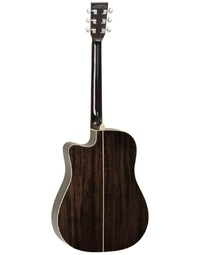Tanglewood TW5BS Winterleaf Dreadnought C/E Black Shadow Gloss