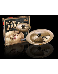PAISTE PST8 EFFECTS CYMBAL PACK 10/18
