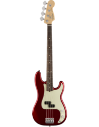 FENDER AMERICAN PROFESSIONAL P-BASS RW, Candy Apple Red