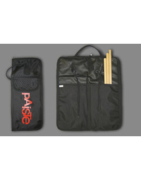 PAISTE STANDARD STICK BAG - BLACK CORDURA