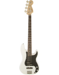 Fender Squier Affinity Series Precision Bass PJ LF Olympic White