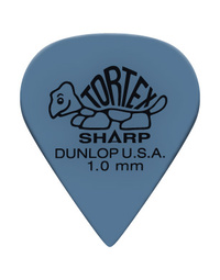 DUNLOP 1.0 TORTEX SHARP PICK