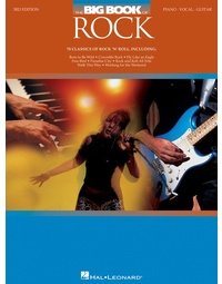BIG BOOK OF ROCK 3RD ED PVG