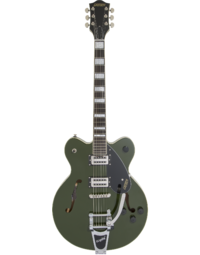 Gretsch G2622T Streamliner Centre Block Bigsby Torino Green