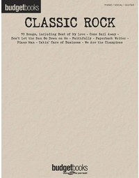 BUDGET BOOKS CLASSIC ROCK PVG