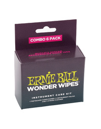 Ernie Ball Wonder Wipes Combo pack
