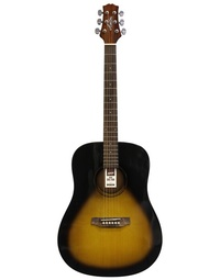 ASHTON D20 TSB ACOUSTIC GUITAR