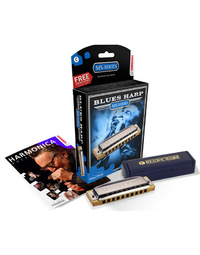 Hohner Blues Harp - Key of A