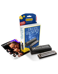 Hohner Blues Bender Harp - Key of G