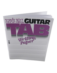 Ernie Ball Gtr Tab Book