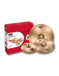 SABIAN 45003X B8X PERFORMANCE CYMBAL SET