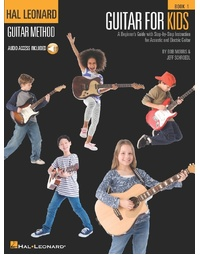 HL GUITAR FOR KIDS BK/OLA