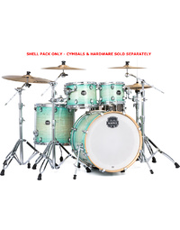Mapex Armory Shell Pack Rock Drum Kit - Ultra Marine