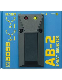 Boss AB2 2-Way Selector Pedal