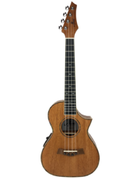 AKONI EXTREME TENOR AC/EL UKULELE WITH TUNER & BAG