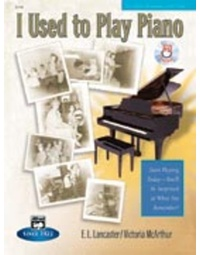 I USED TO PLAY PIANO REFRESHER COURSE BK/CD