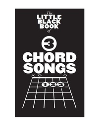 Little Black Book of 3 Chord Songs