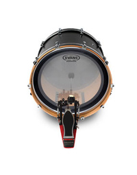 EVANS EMAD 2 CLEAR BASS DRUM BATTER