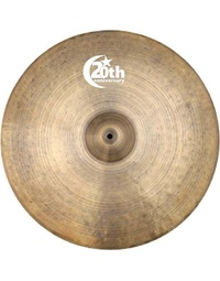 "Bosphorus 20th Anniversary Series 22"" Ride Cymbal"