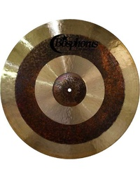 "Bosphorus Antique Series 21"" Thin Ride Cymbal"