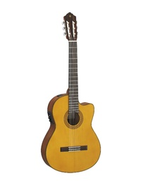 YAMAHA CGX122MSC CLASSICAL GUITAR C/W PICKUP