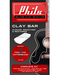 PHIL'S CLAY DETAILING KIT