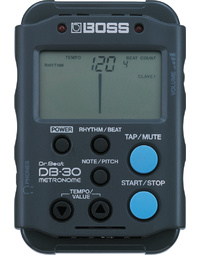 Boss DB30 Dr. Beat Metronome