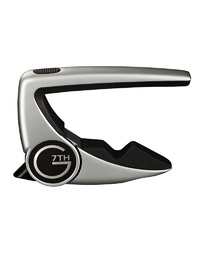 G7 Performance 2 Silver Guitar Capo