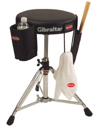 Gibraltar 3300 Series Compact Workstation Throne with Accessories