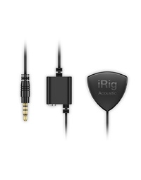 IK MULTIMEDIA IRIG ACOUSTIC GUITAR MIC INTERFACE FOR IOS