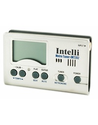 INTELLI IMT-202 COMBINATION CHROMATIC TUNER & METRONOME