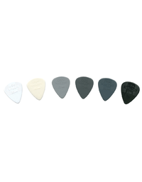 Dunlop Nylon Grey Pick