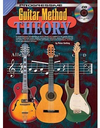 Progressive Guitar Method Theory BK/CD 69075