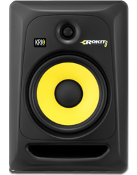 KRK ROKIT 8 G3 Powered Studio Monitor - Single