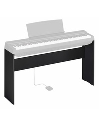 YAMAHA L125B BLACK PIANO STAND FOR P125B