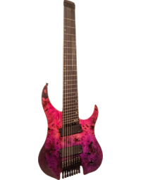 Legator G8FX Ghost X 8 String Multi-Scale - Ruby